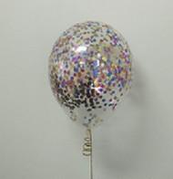 "12"" (30cm) Confetti Balloons - Choose Option"