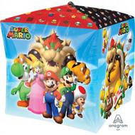 Super Mario - Flat Cubez