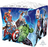 The Avengers - Flat Cubez