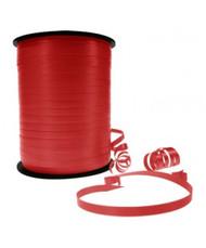 5mm x 460mtr Roll Red Curl Ribbon