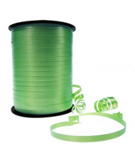 5mm x 460mtr Roll Green Curl Ribbon