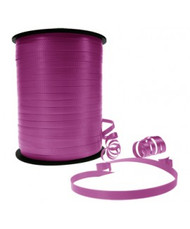 5mm x 460mtr Roll Hot Pink Curl Ribbon