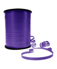5mm x 460mtr Purple Curl Ribbon