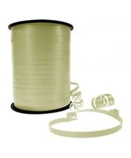 5mm x 460mtr Roll Ivory Curl Ribbon