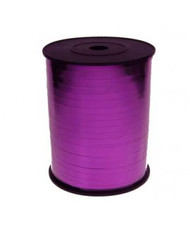 5mm x 450mtr Hot Pink Metallic Curl Ribbon