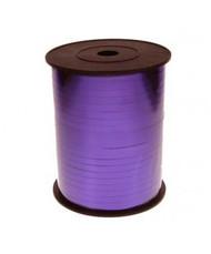 5mm x 450mtr Purple Metallic Curl Ribbon