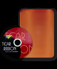 32mm x 91mtr Orange Tear Ribbon