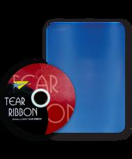 32mm x 91mtr Royal Blue Tear Ribbon
