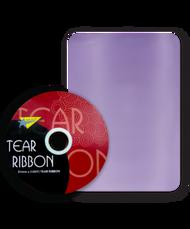 32mm x 91mtr Lavender Tear Ribbon