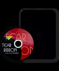 32mm x 91mtr Black Tear Ribbon