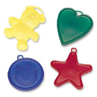8g Plastic Child Weights - Pack 50