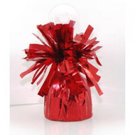 Red Decorative 165g Weights - Box 6
