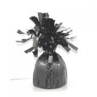 Black Decorative 165g Weights - Box 6