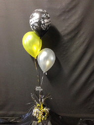 A17B 3 Balloon Boxed Centre Piece