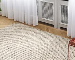 Hay - Peas rug  3 x 2m (soft grey)