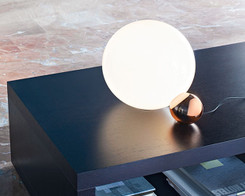 Flos - Copycat table light (glass/copper)
