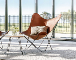 Cuero - Butterfly chair (Ex-display)