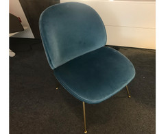 Gubi - Beetle lounge chair (Ex-display)