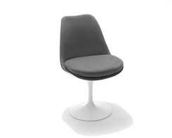 Knoll - The Saarinen Collection Tulip upholstered dining chair (Ex-display)