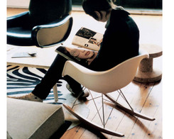 Vitra - RAR rocking chair (Ex-display)