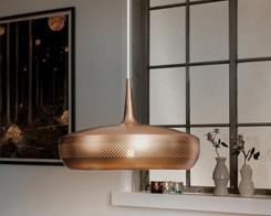 Vita - Clava pendant light (Copper, Ex-display)