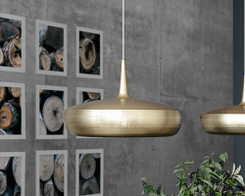 Umage - Clava pendant light (Brushed brass, New)