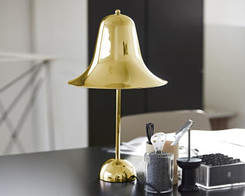 Verpan - Pantop brass table lamp (Ex-display)