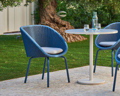 Cane-line - Peacock dining chairs (Ex-display)