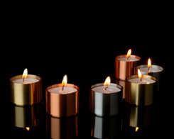 Architect Made - Trepas candle holder, set of 6  (new)