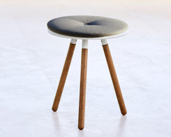 Cane-line - Area stool/table with cushion (ex-display)