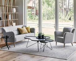 Swedese - Nova lounge chair (ex-display)