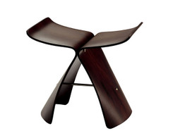 Vitra - Butterfly stool palisander wood (ex-display)