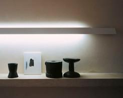 Flos - Riga wall light (167cm, white)