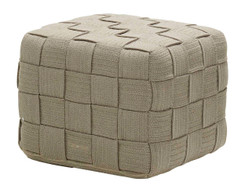 Cane-line - Cube footstool