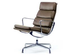 Vitra - EA216 soft Pad chair