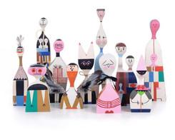 Vitra - Wooden Dolls