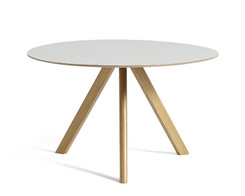 Hay - CPH20 dining table 120cm diameter