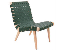 Knoll - Risom armless lounge chair