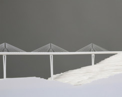 Model - Millau Bridge