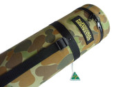 Fishing Rod Tube 15cm diameter  in a Cordura fabric