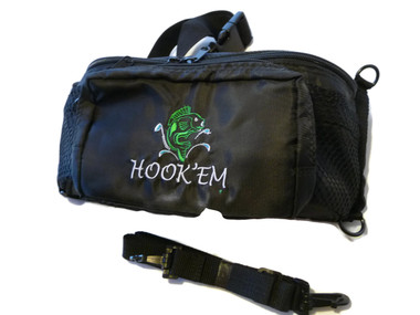 Tackle waist bag-front plus shoulder strap