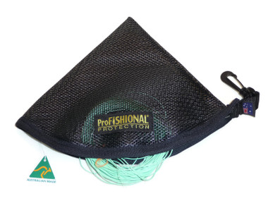 Protective pouch for fly lines