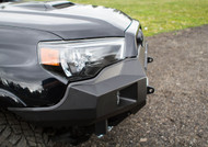 Metal Tech 5th Gen 4Runner (2014+) Fortress Front Bumper Stage 3