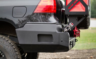 Metal Tech Lexus GX460 Lancer Rear Swing Out Bumper (2010+) Stage 3