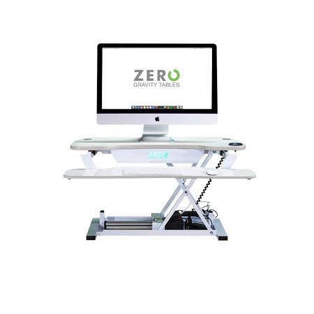 Zero Gravity Desk Riser  Push button Electric lift