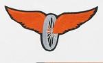 Small Winged Wheel