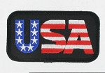 USA Lettering