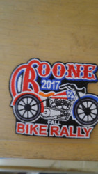 Boone Rally Fall 2017