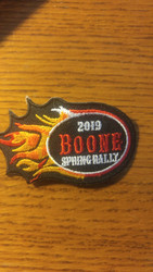 2019 Boone Spring Rally