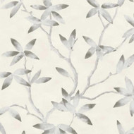 CP00700 - Capri Floral Taupe Grey Sketchtwenty3 Wallpaper